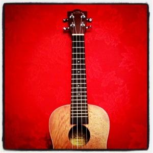A ukulele!